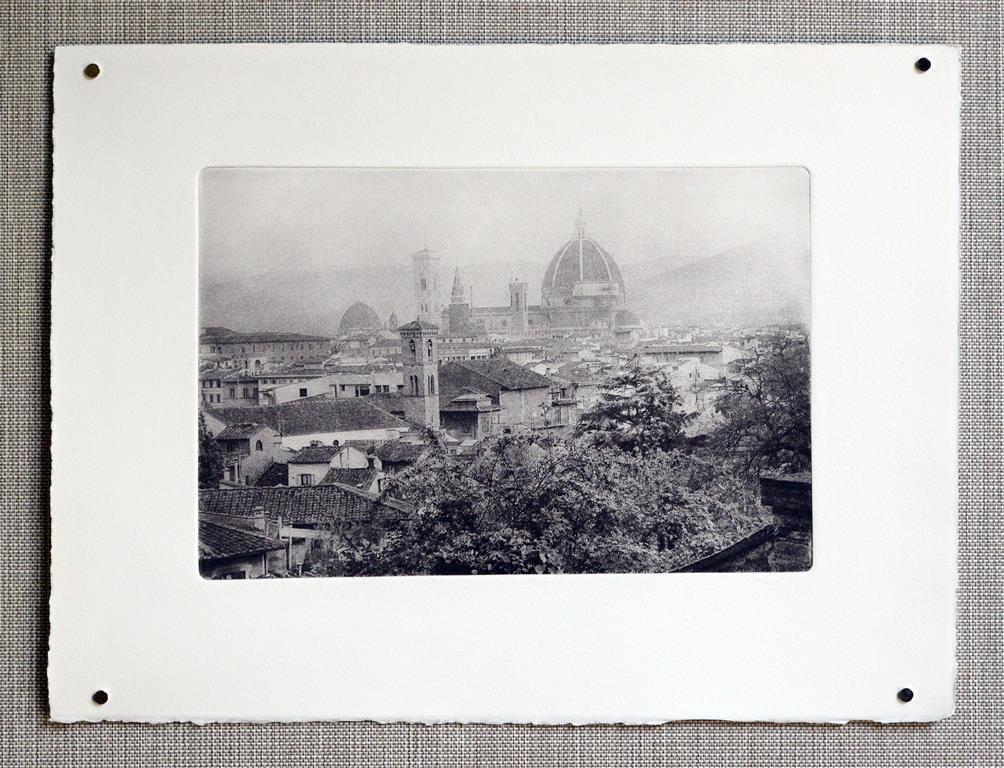 Firenze, 'Acts & Scenes' Series of Photogravure Etchings